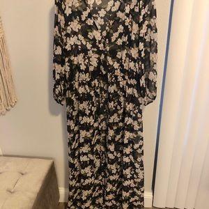 Floral Kimono/Dress
